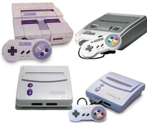 SNES Union